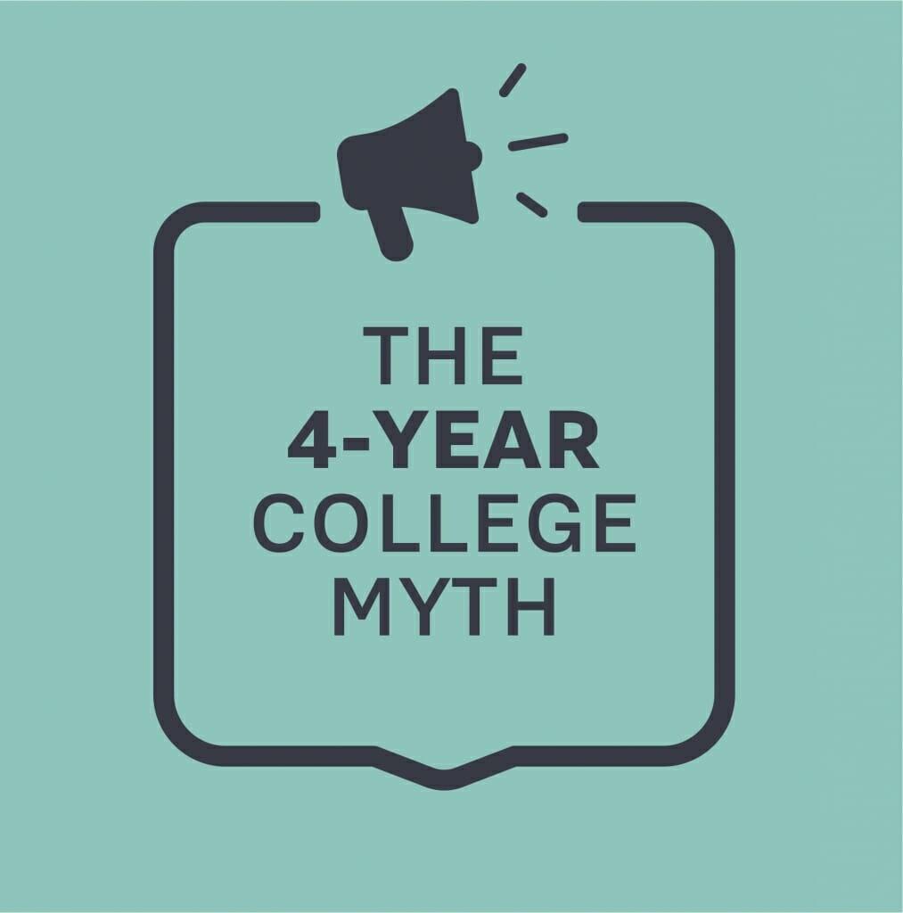 Four Year Myth